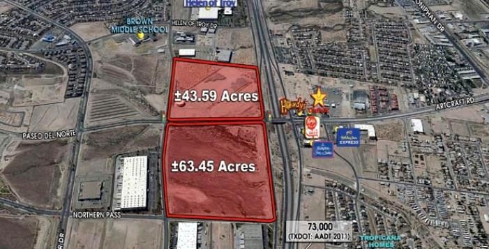 El paso dev wire 39 fountains 39 developer shifts focus to for New homes el paso tx west side