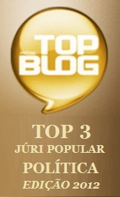 PRÊMIO TOP BLOG 2012