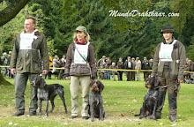 Reportaje Hegewald 2012 Perros de Caza