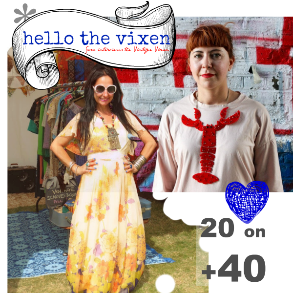 20 on +40: Hello the Vixen