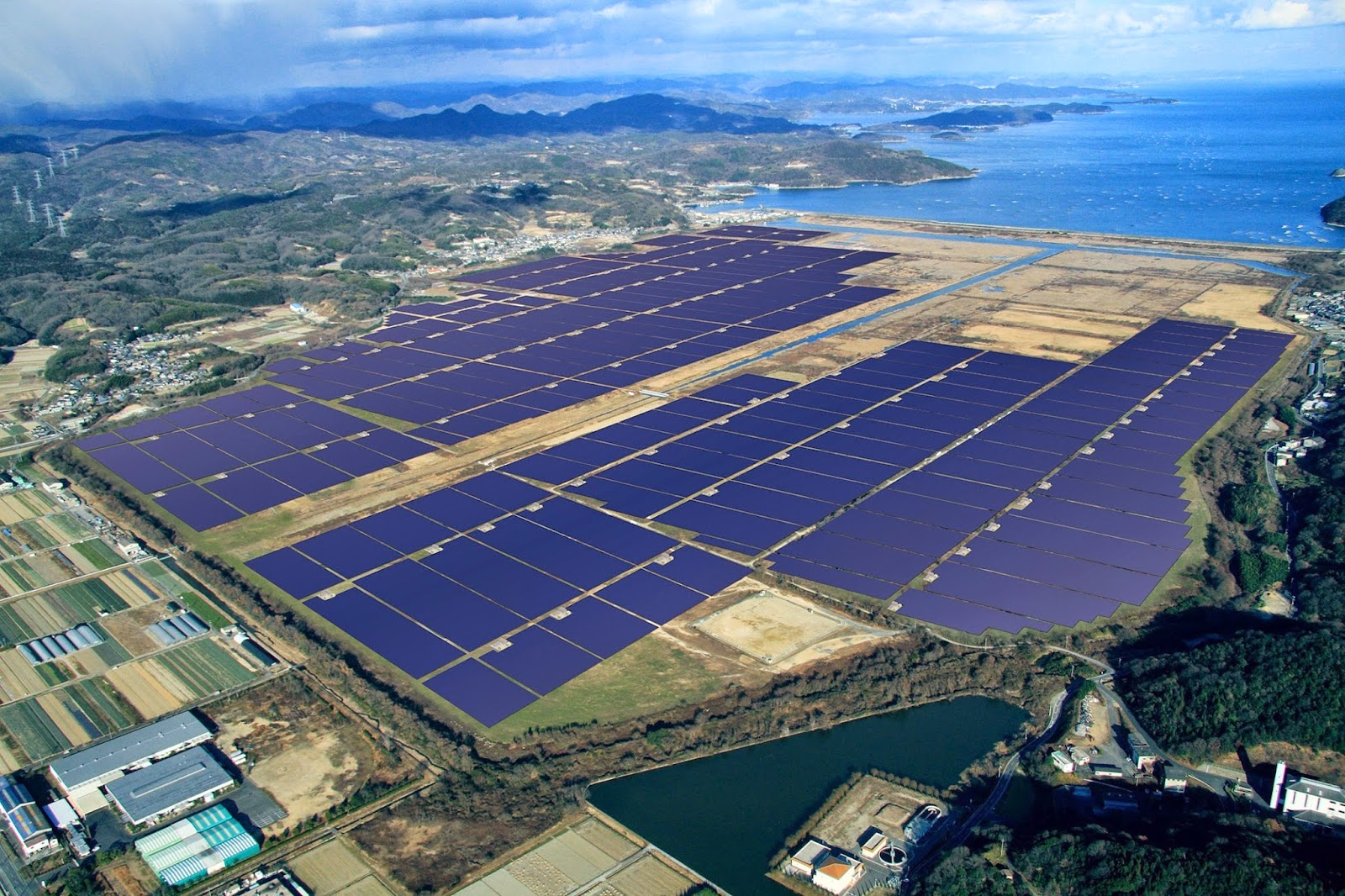 Construction Of 230 Mw Solar Power Plant Begins In West