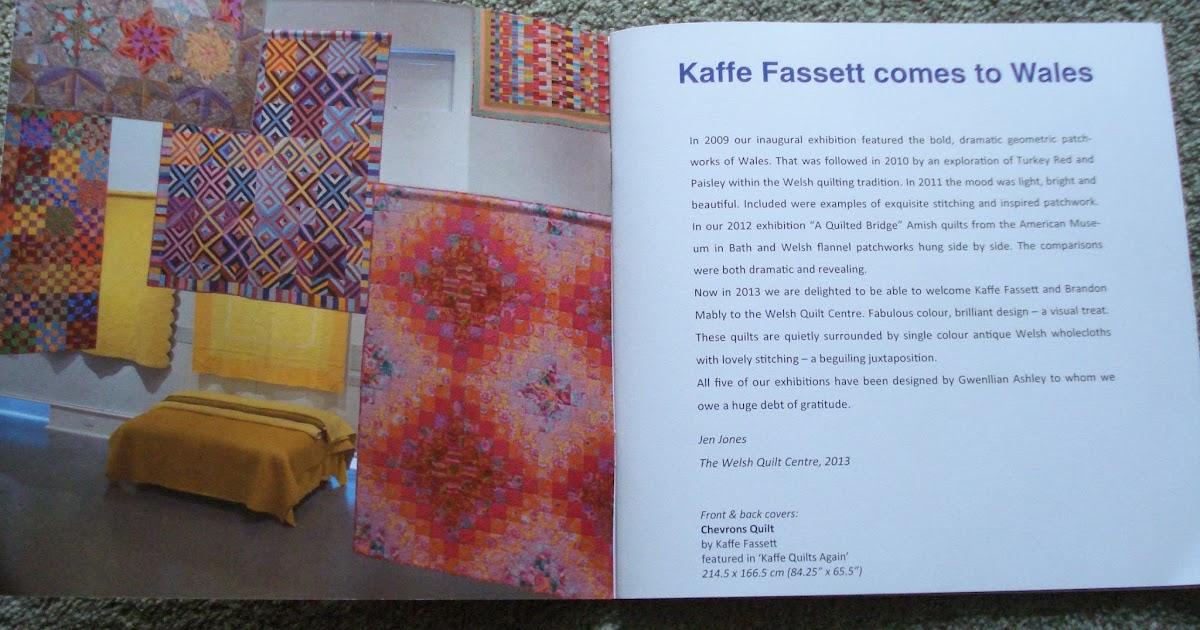Welsh Quilts Catalogue 2013 Jen Jones Quilt Museum