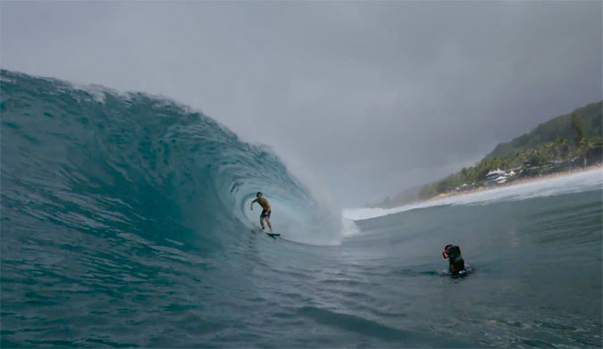 off the wall oahu surf