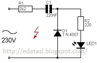 wiring diagram led indicators with Led Resistor For 230v on Build your own RS232 adapter with LED indicators 8178 additionally Sms4 Bs 3000 likewise Defender Clear Led Full Light Pack Inc Relay Excluding Fogreverse 300tditd5tdci as well Led Resistor For 230v in addition TurnSignalSwitch.