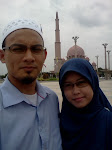 Alhamdulillah with my beloved husband