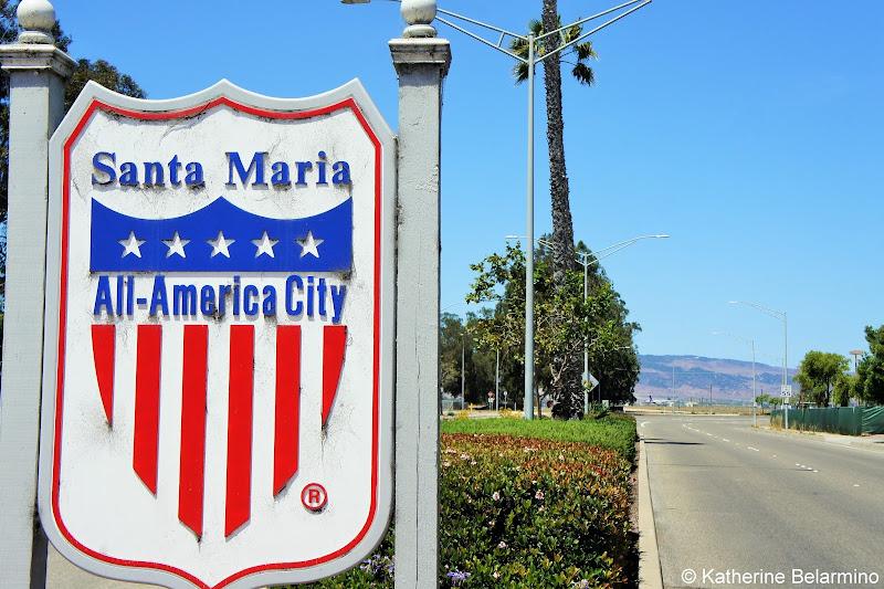 Santa Maria All-America City Central California Weekend Getaway