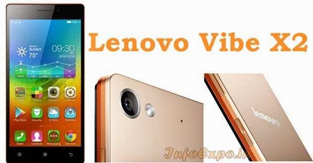 Compare Lenovo Vibe X2 with HTC DESIRE 816 - Specs and Price