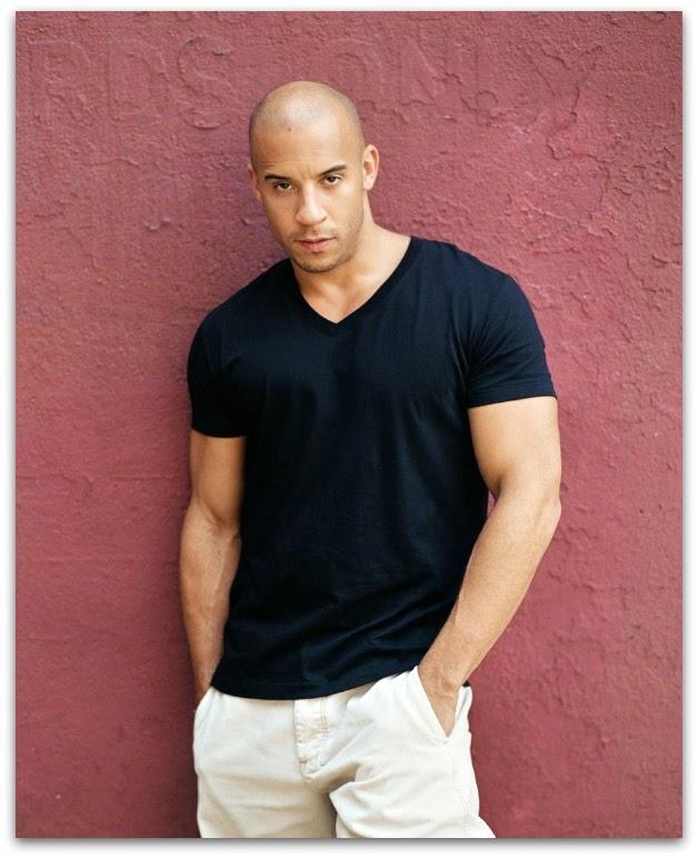 Gaya Rambut Vin Diesel