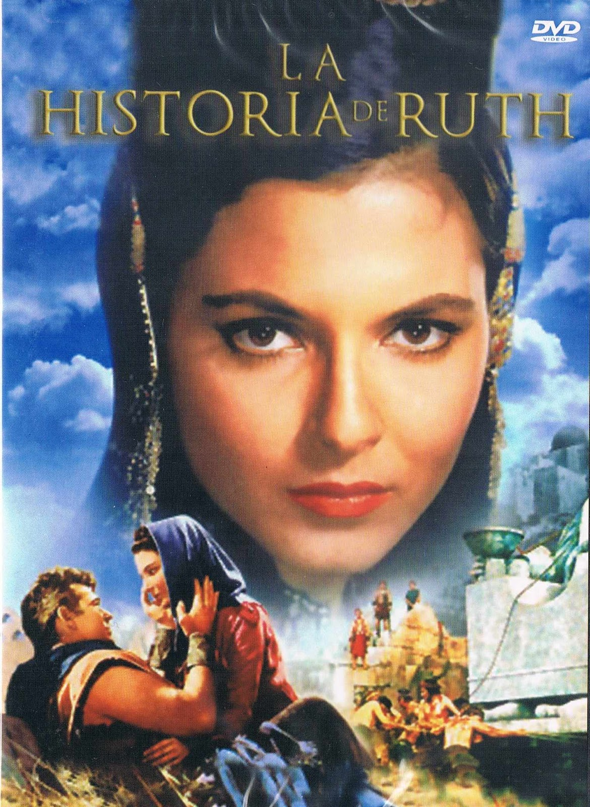 Download A Histria de Ruth  DVDRip AVI Dual udio