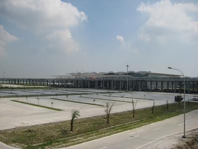 Foto Bandara Kuala Namu Medan