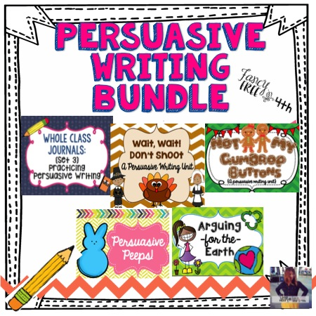 Persuasive Writing Bundle!
