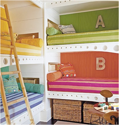 stylish bunk beds for young girls room design ideas 17 cool and stylish bunk beds