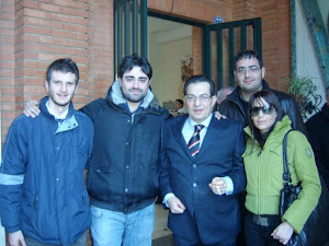 Con l'On. Rosario Crocetta