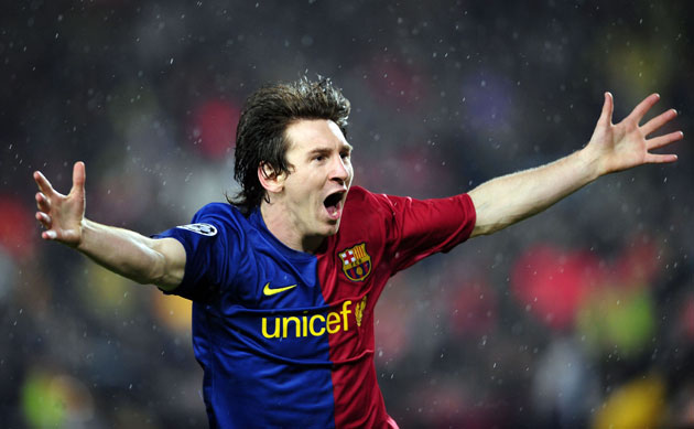 Lionel Messi Picture 2012