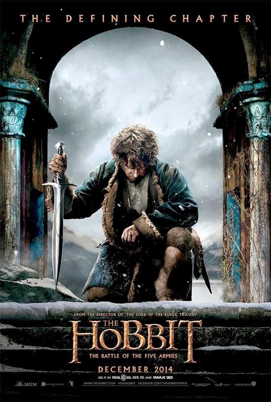El Hobbit:La batalla de los 5 ejercitos- teaser subtitulado