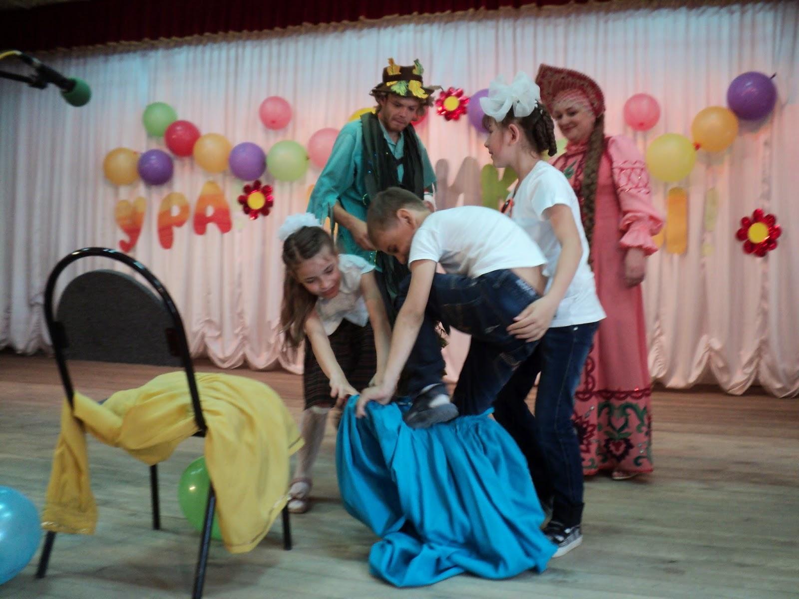 Сценарий конкурса для девочек принцесса лета