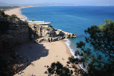 Beaches of Illa Roja and Pals in La Costa Brava