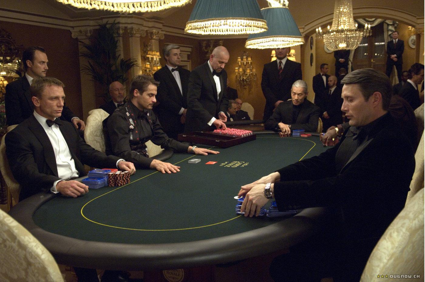 James Bond Casino Royale Coursework