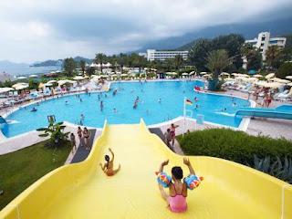 mirage-park-resort-kemer-göynük-antalya-havuz