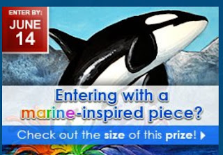 Whale Watching trip banner