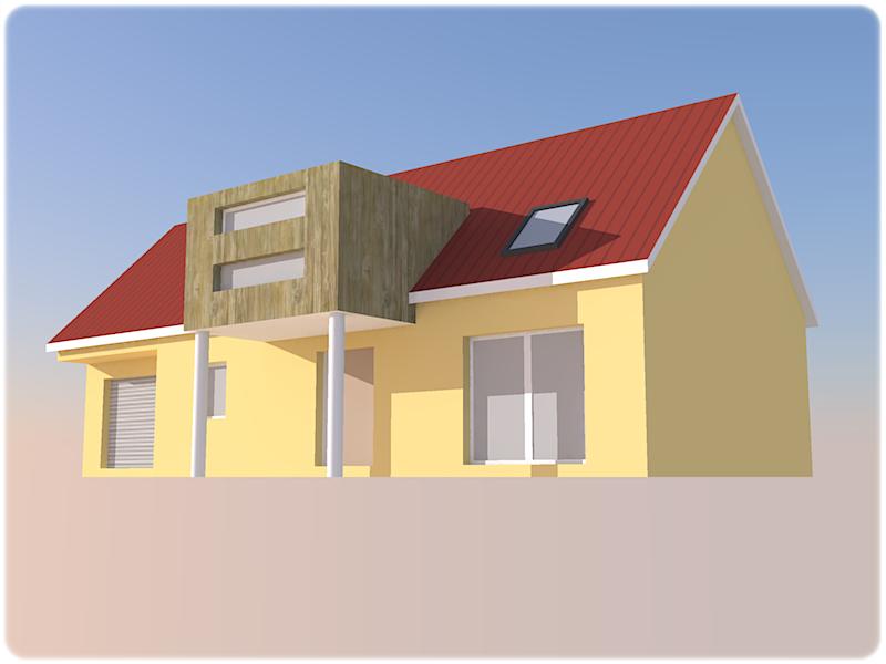 Formation sketchup parler en 3d vous avez dit rendu for Modele maison sketchup