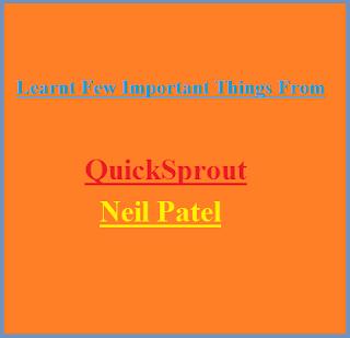 Quickspout marketing, neil patel, blogging tips, marketing tips