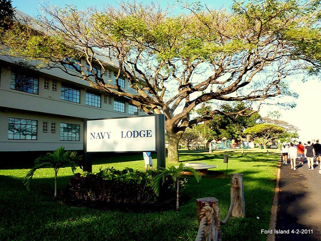 Ford Island Hi Navy Lodge