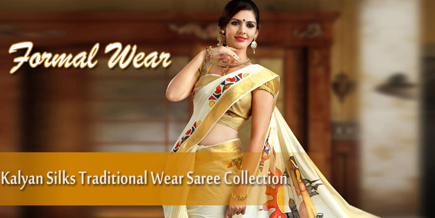 Traditional Wear Saree Collection | Hindu Wedding Wear Sarees | Trendy  Sarees By Kalyan Silks