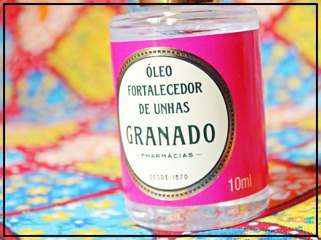 Óleo Fortalecedor - Granado Pharmácias