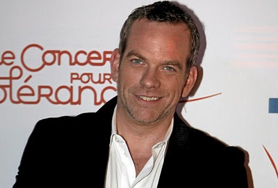 Garou joined the jury of The Voice in France