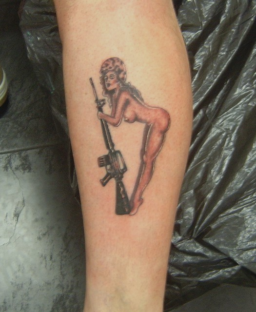 Hannikate pin up tattoos designs edition 02 for Pin up tattoo ideas