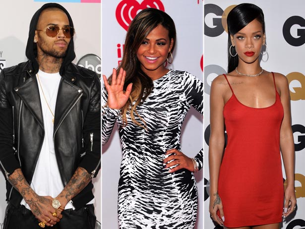 Chris Brown Girlfriend