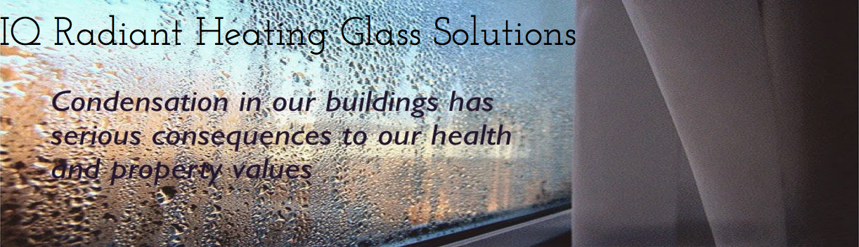 IQ Radiant Heating Glass Window Systems