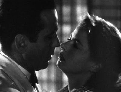 Casablanca (1942), Directed by Michael Curtiz, starring Ingrid Bergman, Humphrey Bogart