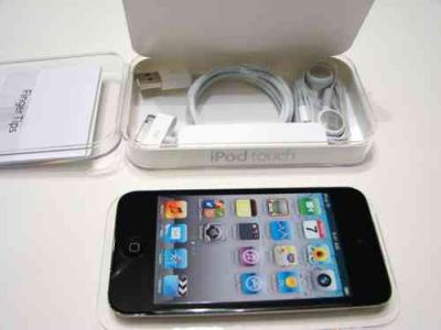 ipod touch 4. Apple iPod Touch 4G 32GB!