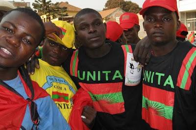 Angola: UNITA critica eleição de presidente interino da comissão eleitoral
