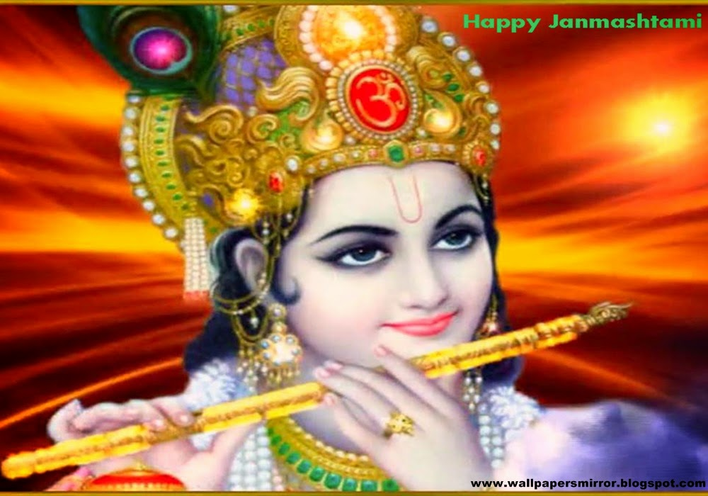 Top 20 lord krishna hd wallpapers