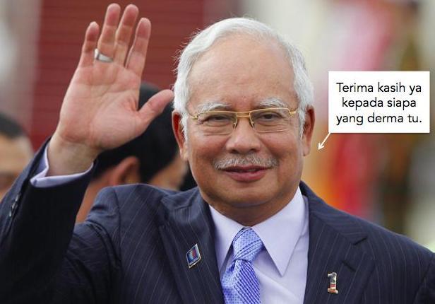 RM2.6 Bilion Dana Penderma