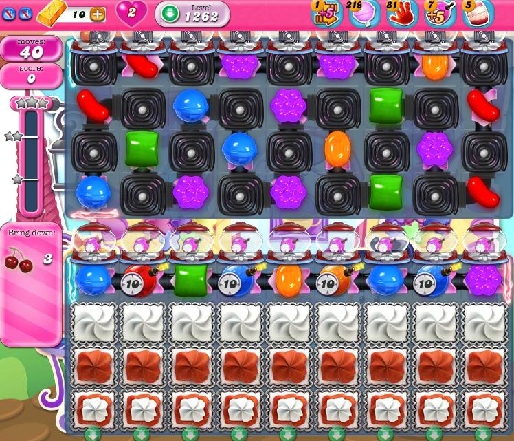 Candy Crush Saga 1262