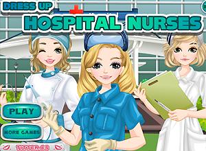 Las tres enfermeras