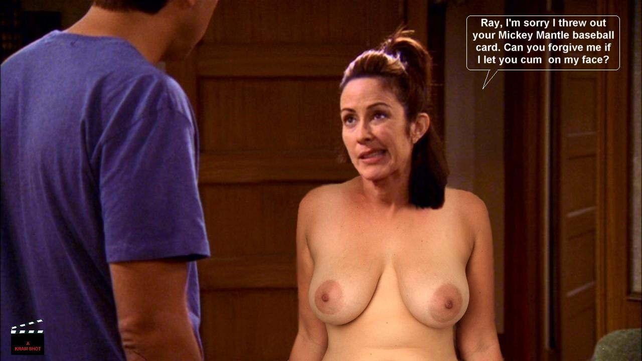Kram Shot Everybody Loves Raymond Patricia Heaton Fakes