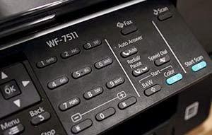 spek printer epson wf 7511