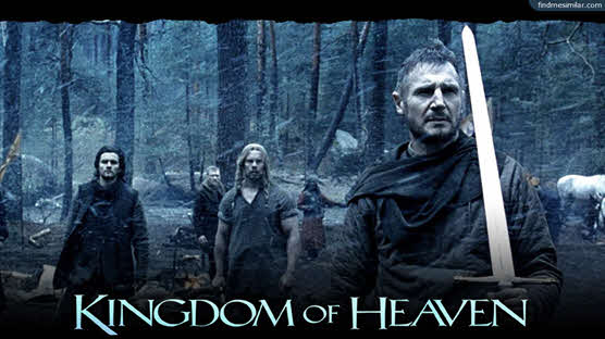 Kingdom of Heaven (2005) a movies like Braveheart