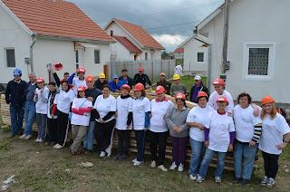 """Habitat Beiuş: """"Femeile Construiesc"""", ediţia a IV-a"""