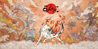 #10 Okami Wallpaper
