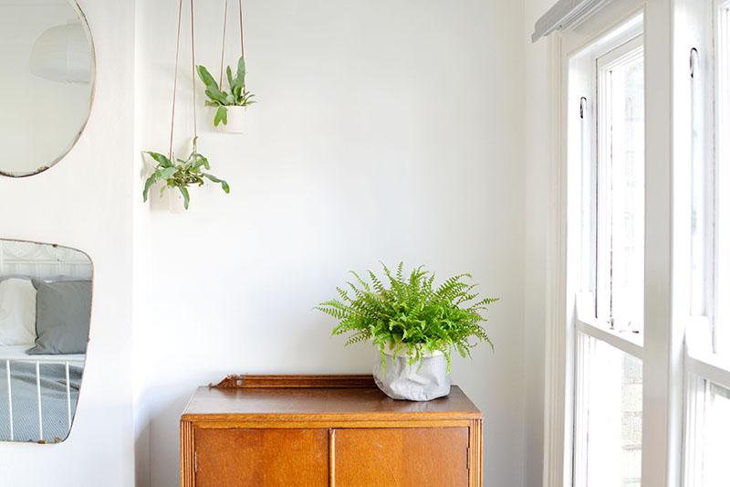 minimal bedroom style