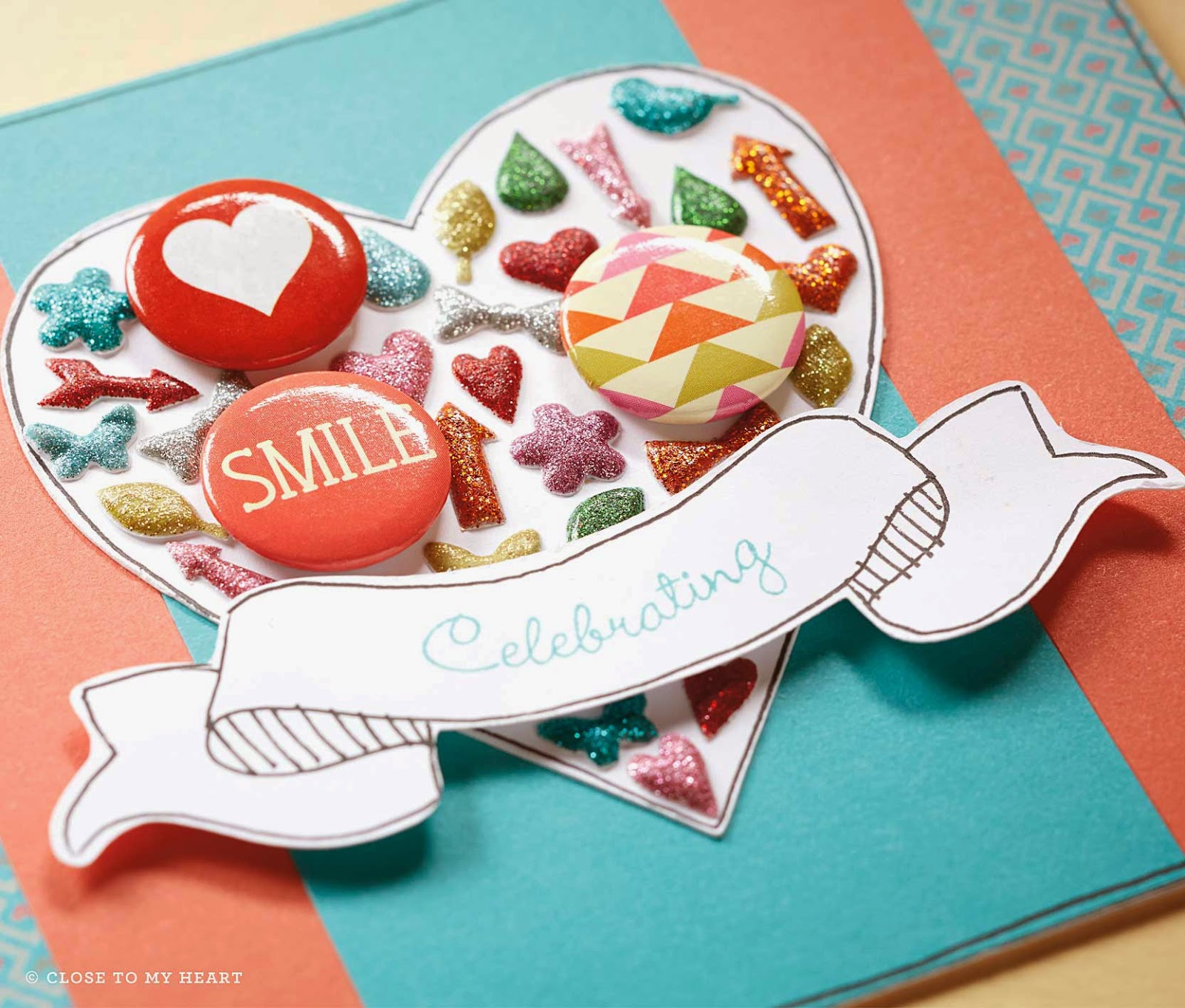 Heartstrings Paper Pack CTMH
