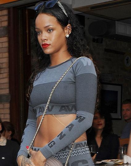 Rihanna H&M Alexander Wang