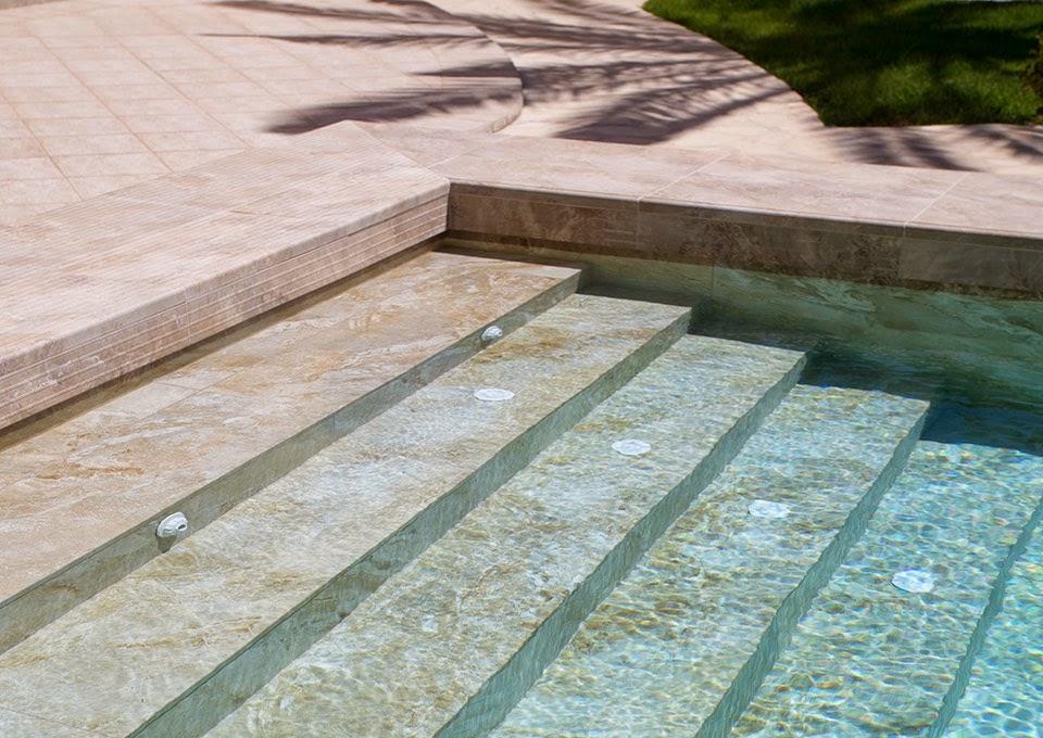 Terra antiqva porcelanico alta calidad para piscinas for Gres para piscinas