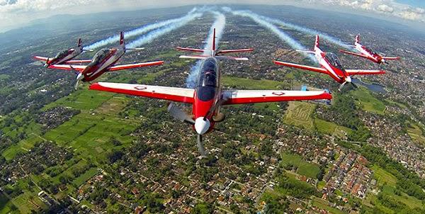 Jupiter Aerobatic Team batal tampil di Langkawi
